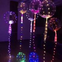 "18"" Luminous Led Balloon Party Birthday Wedding Christmas-Decorations"