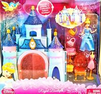 Disney Princess Royal Boutique Cinderella's Fashion Playset Store Mattel NEW