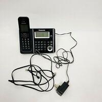 Panasonic KX-TGF340B Cordless Phone and Answering Machine with 1 Handset