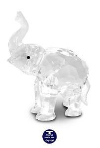 """[SPECIAL OFFER] """"Medium African Elephant"""" Austrian Crystal Figurine was AU$82.00"""
