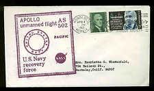 4/4/68 Honolulu, HI Apollo 6 Pacific U.S. Navy Recovery Force