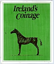 1986 Ireland Mint Set: 7 Coins: Gem Uncirculated in Case of Issue: 2020 Design