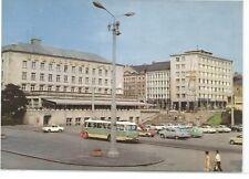 Karl Marx Stadt **Interhotel** Chemnitzer Hof ** 1971 **Bus **Oldtimer
