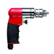 "NEW CP 7300 1/4"" Air Drill, Chicago Pneumatic Mini Drill"