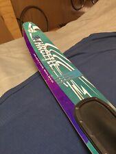 """1995 67"""" Nash Full Throttle Single Water Ski From Combo Good!!!"""