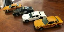 VINTAGE HOT WHEELS Lot (4) Datsun 200 SX 1982 Sheriff Car 1877 Hong Kong