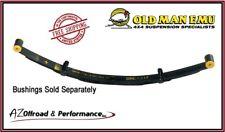 """Old Man Emu Rear 2.5"""" Lift Light Load Leaf Spring For 87-95 Jeep Wrangler YJ"""