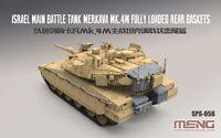 Meng-model SPS-056-1 :3 5 Israel Principal Batalla Tanque Merkava Mk.4M Mejoras