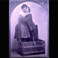 Art Deco 1920s Arcade Exhibit Card Antique French Lithograph Paris Romance VTG