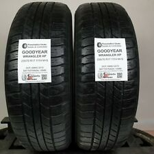 Pneumatici Usati 235/70 R17 111H M+S Goodyear HP - 60% +5mm - Gomme 4 Stagioni