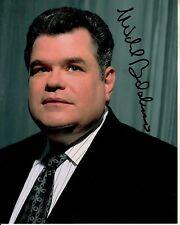 MICHAEL BADALUCCO hand-signed THE PRACTICE 8x10 w/ uacc rd coa FANTASTIC CLOSEUP
