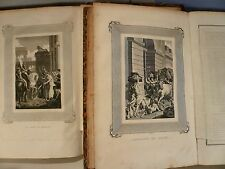 Bible, Vulgate, Maistre de Sacy, 1834, 3 volumes…World Cheap Shipping*