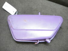76 YAMAHA RD400 RD 400 SIDE COVER OIL TANK #5454