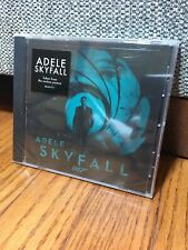 ADELE: SKYFALL (CD Single, 2012, Sony Music Entertainment) NEW & SEALED!