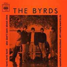 "BYRDS ""TURN TURN TURN"" ORIG PORT EP M- RARE 1966"