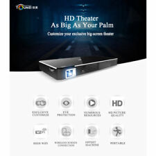 Toumei C800s Portable Intelligent Projector Android WiFi Bluetooth Home Cinema