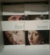 I geni dell'arte: Bosh, Vermeer e Raffaello - Mondadori Arte