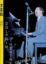 JERRY LEE LEWIS live at dolphine theatre georgia VOL 1 EX+  LP 1986