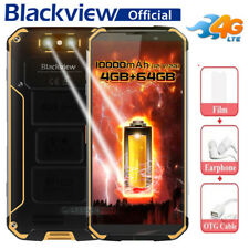 10000mAh Blackview BV9500 4G Android 8.1 4GB/64GB ROM 16.0MP Cellulare Telefono