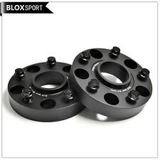 5x130 wheel spacers kit 2x35mm + 2x25mm for Porsche 911 Boxster Cayman Panamera