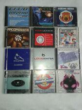 CD Sammlung Techno, Dance, Club, Trance 20 CD`s