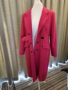 Principles Petite By Ben De Lisi Size 18 Pink Coat