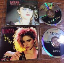 Madonna CDs 93 Imports Cosmic Climb / Shake / Dance Mix / We Are Gods