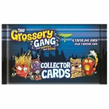 GROSSERY GANG Collector Cards - Season 1