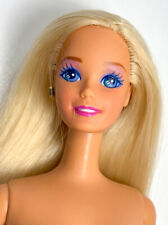 American Beauty Queen Barbie Nude Doll Only Blonde Tnt Body (Stain)
