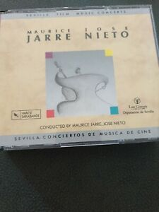 MAURICE JARRE & JOSE NIETO /VARESE SARABANDE -SEVILLE FILM MUSIC CONCERTS/ 2- CD