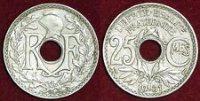 FRANCE 25 centimes 1931