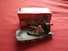 Matchbox Superfast No 30 Swamp Rat Olive Green Boxed