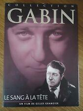 ** LE SANG A LA TETE ** GILLES GRANGIER AUDIARD COLLECTION 28 DVD JEAN GABIN