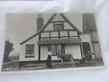 More details for bosbury - r feldmann 1908  superb  photo orig postcard portrait  ledbury tilley