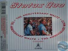 STATUS QUO THE ANNIVERSARY WALTZ german MAXI CD