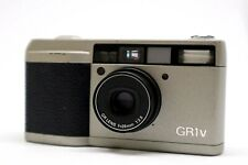 021 Ricoh GR1v ***EXC-*** GR1-V 35mm Film Camera Ship By DHL