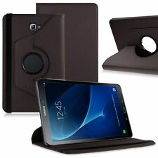 For Samsung Galaxy Tab 2/3/4 E A S2 7~10.1 360 Rotating Leather Cover Case Gift