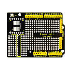 Keyestudio Protoshield  for Arduino Compatible +Mini Breadboard + PDF