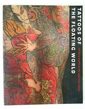 tattoos of the floating world HORITAKA  japanese irezumi tattoo book NOT MACHINE