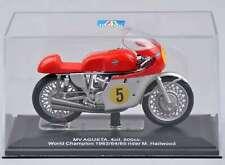1/22th Italeri MV AGUSTA 4cil  World Champion Rider M. Hailwood Car Models Toys