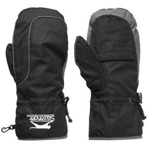 Slazenger Winter Gloves Mens Mittens Lightweight Playing Training One Size T333