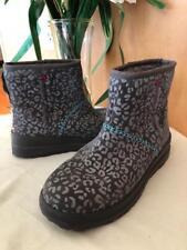 UGG I Heart Ugg Mini Boots Girls Size 4 1006208 (ugg 100