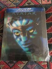 Avatar steelbook lenti, French import, region free