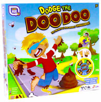 Dodge the Doo Doo Poo Game with Dog Pooh Dough Playing Mat Xmas Family Fun