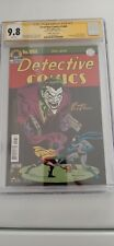 Detective Comics #1000 1940's Variant signed by Bruce Timm (2019)
