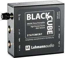 LEHMANN AUDIO BLACK CUBE STATEMENT PRE PHONO HI-END NUOVO GARANZIA UFFICIALE