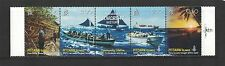 2008 Pitcairn Islands, Longboat History, SG 759/62 muh set of 4