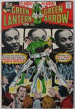 Green Lantern #84 (Jun-Jul 1971, DC), VFN-NM, Neal Adams/Berni Wrightson art