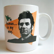 Seinfeld TV Show KRAMER Human My Way Coffee Mug 1993 Castle Rock Entertainment