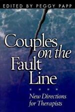 Couples on the Fault Line : New Directions for Therapists (2000, Hardcover)